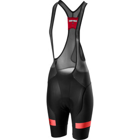 Castelli Free Aero Race 4 Bib Shorts Women brilliant pink